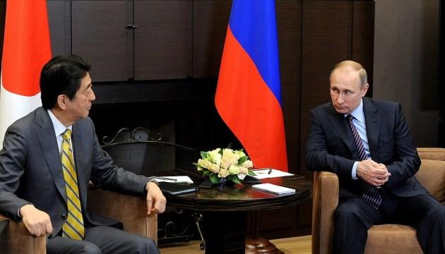 Чому Абе вже не називає Путіна «Владімір»