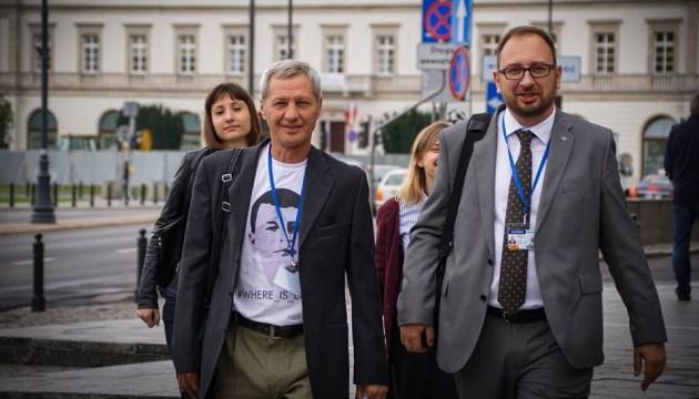 Отец Ибрагимова заявил ОБСЕ, что сына похитили госорганы РФ