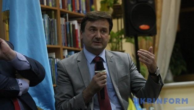 Военного пути возвращения Крыма не существует - дипломат