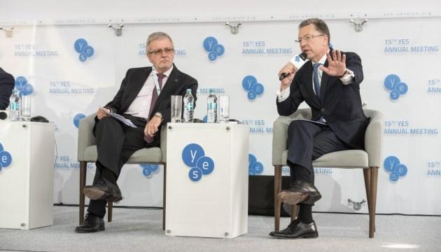 США готовы говорить с Украиной о новых поставках оружия - Волкер