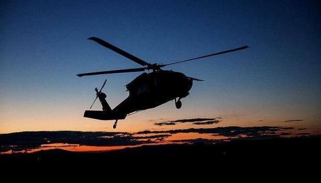 В Афганістані розбився військовий вертоліт, п'ятеро загиблих