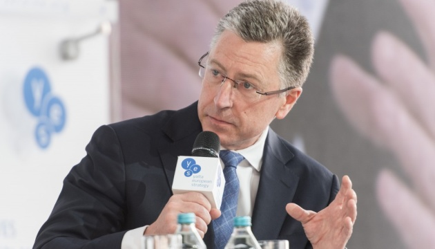 Volker recommends extending law on Donbas special status