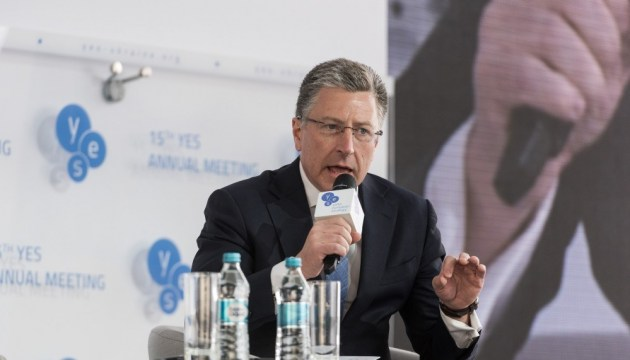 Volker supports Klimkin's ideas on UN peacekeepers in Donbas