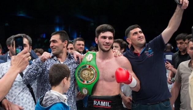 Раміль Гаджієв і Хасан Байсангуров – головні учасники великого вечора боксу в Києві