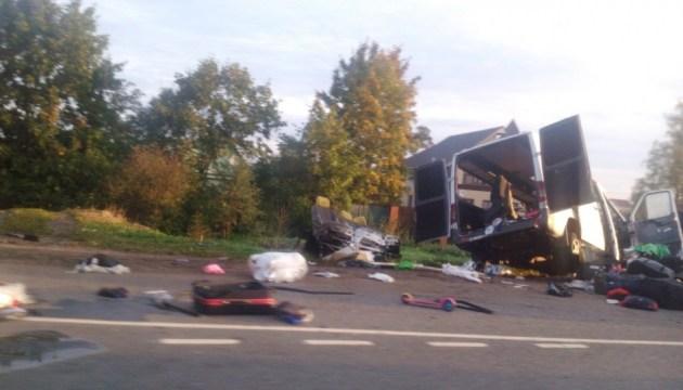 В ДТП на территории России погибли четверо украинцев - МИД