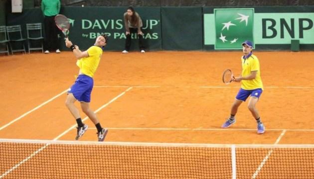 Збірна України з тенісу обіграла португальців і зберегла місце у I групі Кубка Девіса