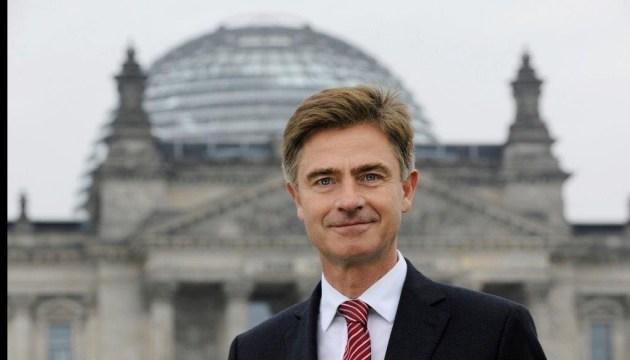 Bundestagsabgeordneter besucht die Ukraine