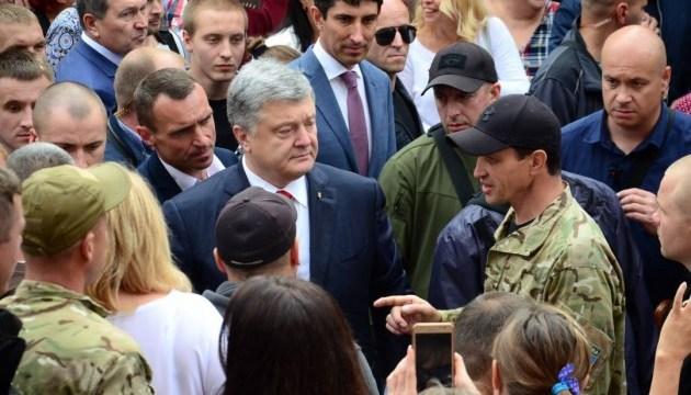 Порошенко сподівається, що храм УПЦ КП у Кропивницькому почнуть будувати цьогоріч