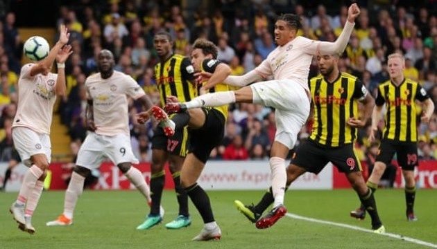 АПЛ: «Манчестер Юнайтед» завдав першої поразки «Вотфорду»