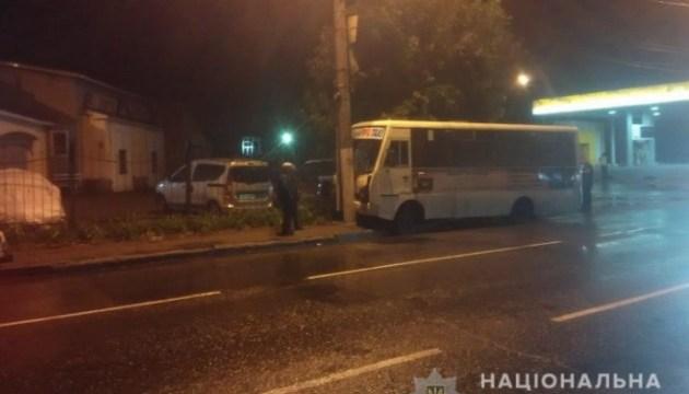 ДТП с автобусом в Одессе: пострадали 9 человек