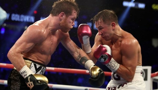 Бокс: Альварес победил Головкина