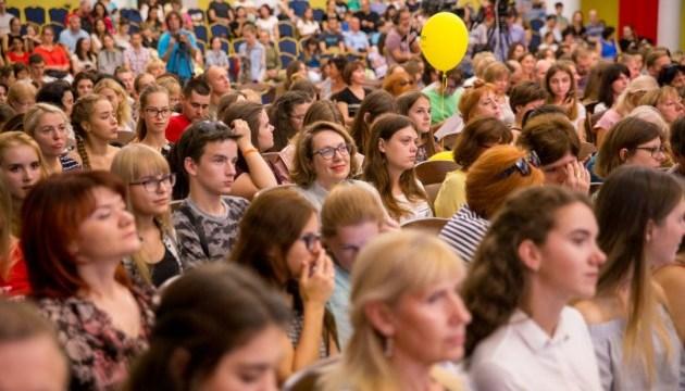 В Украине зафиксировали рекорд проведения самого массового урока английского языка