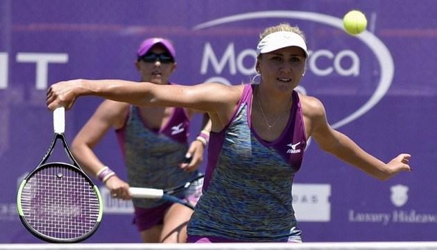Теннис: Киченок потерпела поражение на старте парного турнира WTA в Японии