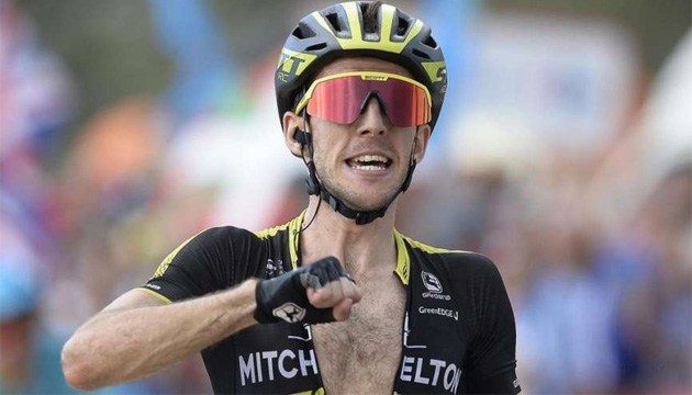 Велоспорт: Саймон Йейтс стал победителем Вуэльты-2018