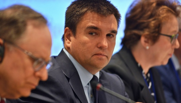 Klimkin skeptical about idea of creating ministry for labor migrants