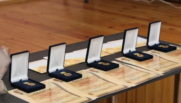 У Вінниці нагородили лауреатів премії Коцюбинського