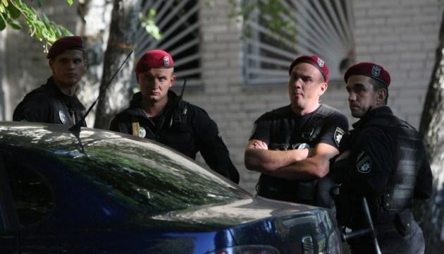"""Полиция опровергает штурм офиса, где """"засели"""" участники столкновений под ГПУ"""