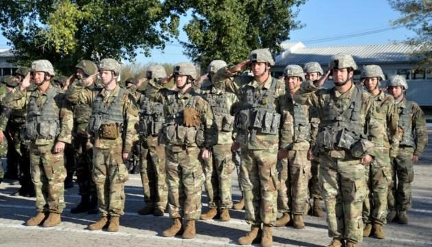 Молдова, США і Румунія почали спільні артилерійські навчання