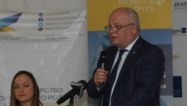 Kubiw: Ukrainische Exporte steigen