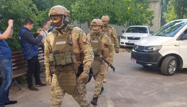 SBU-Abhöraktion: Polizei verneint Zusammenhang mit Präsidentschaftskandidaten