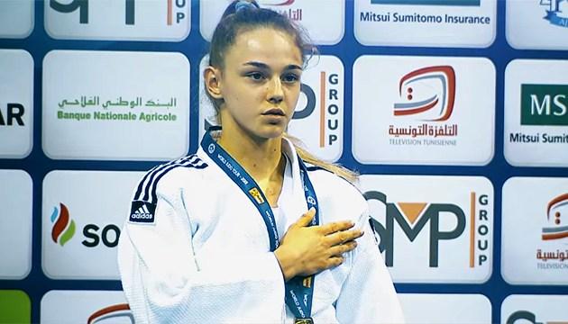 Дзюдо: украинка Белодед представлена в промо к чемпионату мира-2018