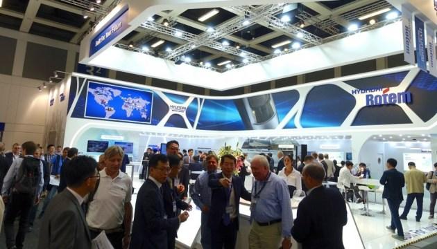 На виставці InnoTrans у Берліні Україна представлена 20 компаніями