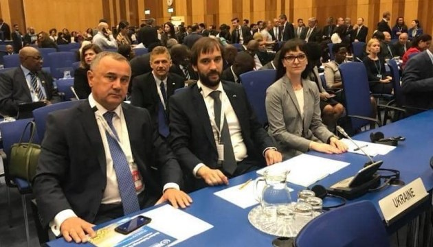 Україна на сесії МАГАТЕ розповіла, як перетворюють ЧАЕС на безпечну систему