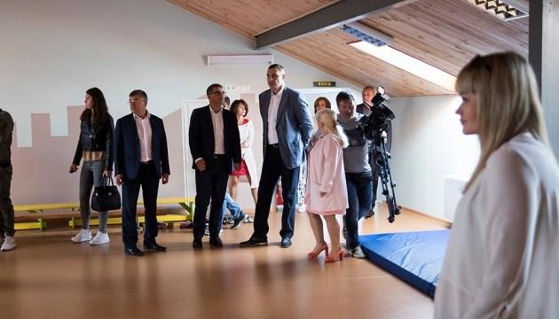 Кличко: В этом году мы откроем еще 3 детских сада