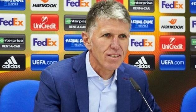 Збірна Чехії з футболу отримала нового тренера