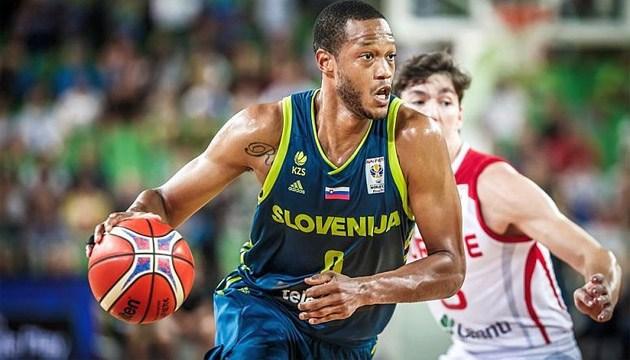 Баскетбол: лідер збірної Словенії завершує кар'єру перед матчем з Україною