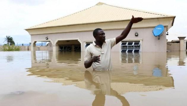Из-за наводнения в Нигерии объявили