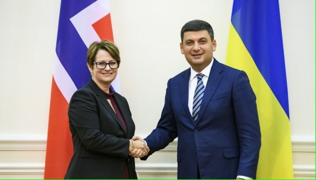 Норвегія підтримує збереження транзитної ролі України