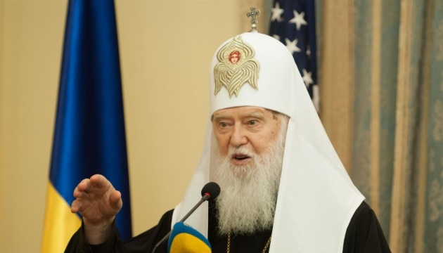 Ecumenical Patriarchate lifts anathema against leader of Ukrainian Orthodox Church