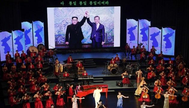 Лідери двох Корей підписали угоду
