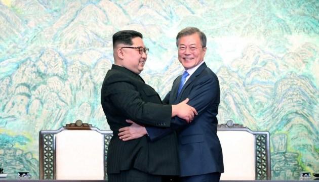Президент Южной Кореи анонсировал визит Ким Чен Ына в Сеул