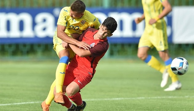 Футбол: збірна України U-17