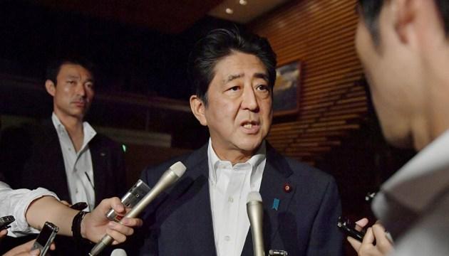 Япония призывает продолжить давление на КНДР