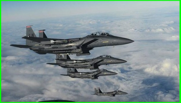 U.S. Air Force to take part in aviation exercise in Ukraine