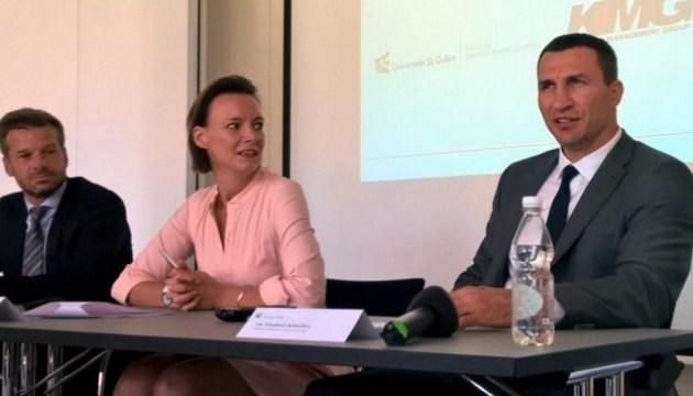 Владимира Кличко пригласили преподавать в Гарварде