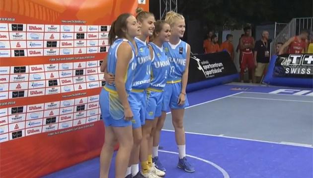 Баскетбол 3х3: стали известны соперники сборных Украины на юношеской Олимпиаде
