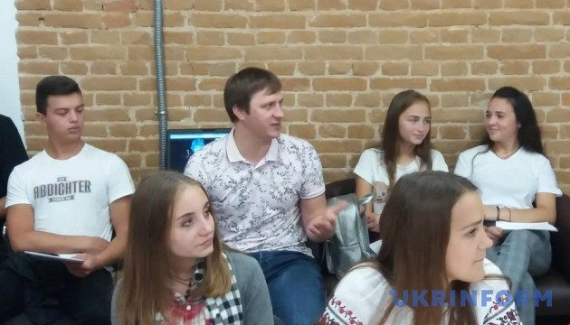У Житомирі молодь Семенівської ОТГ навчали основам самоврядування