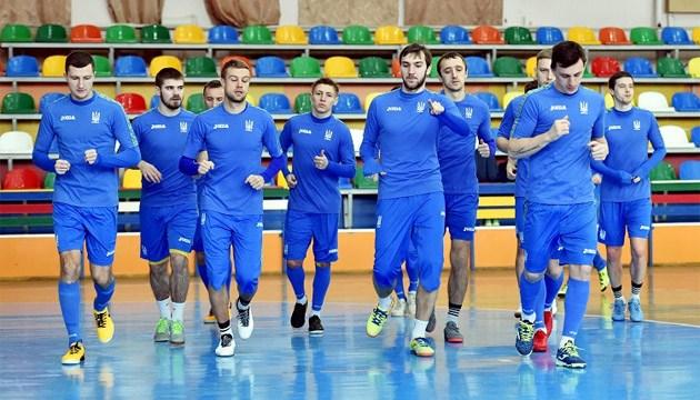 Футзал: став відомий склад збірної України на турнір в Ірані