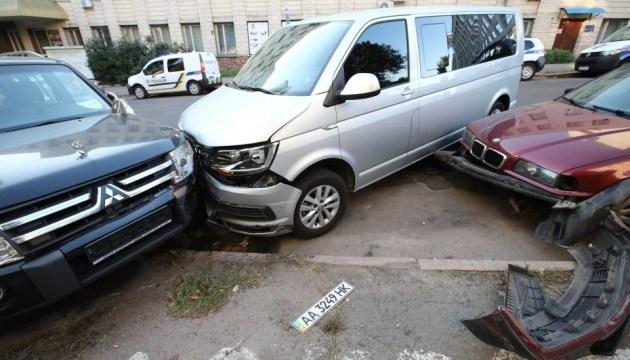 Инцидент с НАБУ: Холодницкий говорит, что водитель САП в больнице