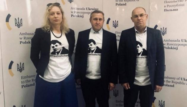 El director general de Ukrinform y el embajador de Ucrania en Polonia hablan del contenido ucraniano en el espacio mediático polaco