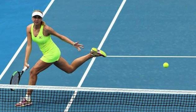 Теніс: Людмила Кіченок зазнала поразки в 1/4 парного фіналу турніру WTA Premier в Японії