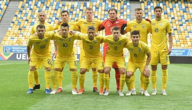 Рейтинг ФІФА: у вересні Україна має найбільший прогрес серед збірних світу