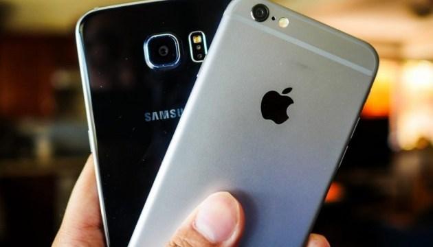 Apple у другому кварталі заробила на iPhone майже в 4 рази більше, ніж Samsung