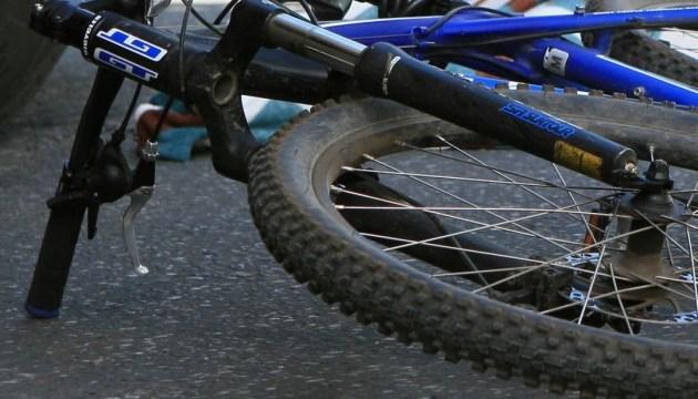 На Франковщине начальник областной полиции сбил велосипедиста