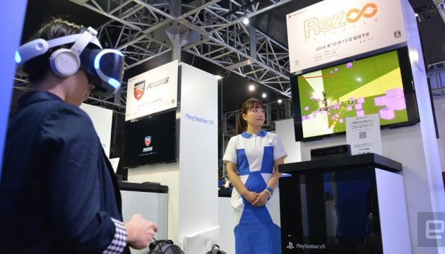 На Tokyo Game Show привезли рекордну кількість новинок