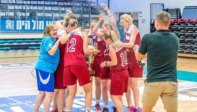 Баскетбол: у Львові відбудеться товариський турнір серед жіночих команд